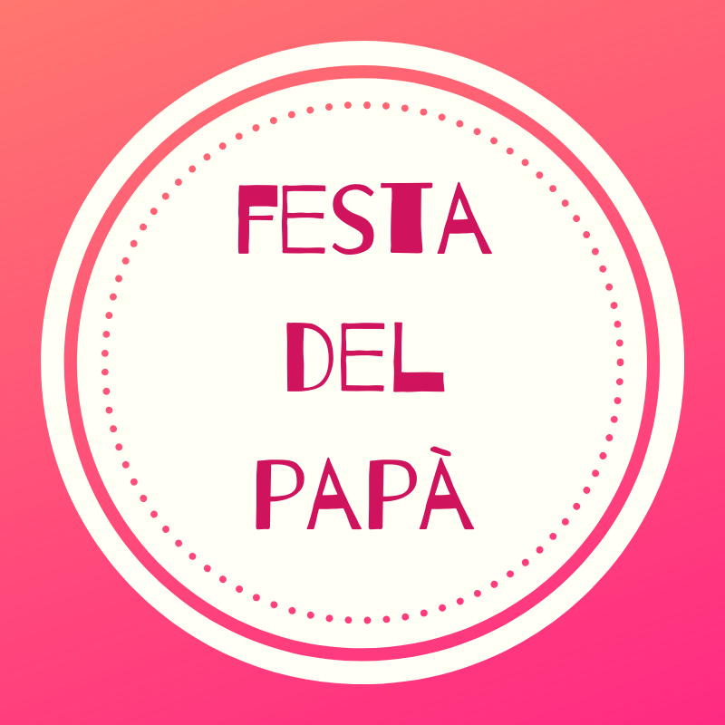 festa del papà