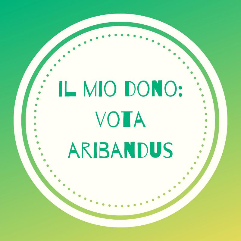 Il mio Dono: sostieni Aribandus insieme ad UniCredit