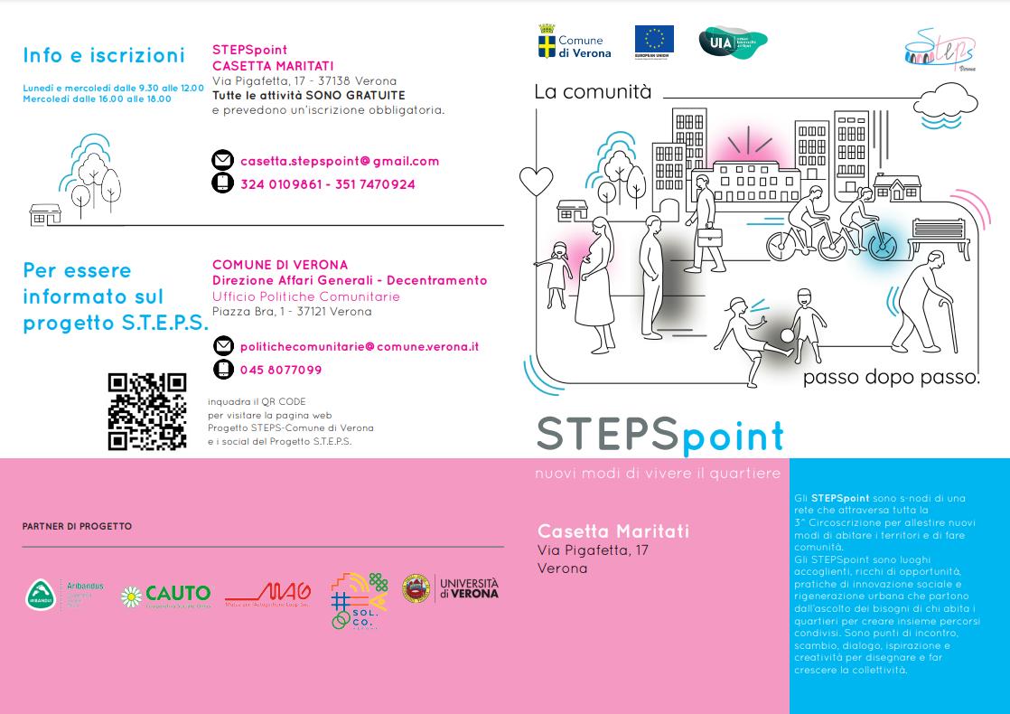 stepspoint casetta maritati programma